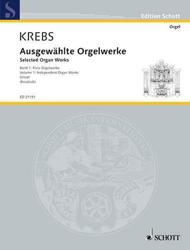 Selected organ works. Volume 1 - laflutedepan.com