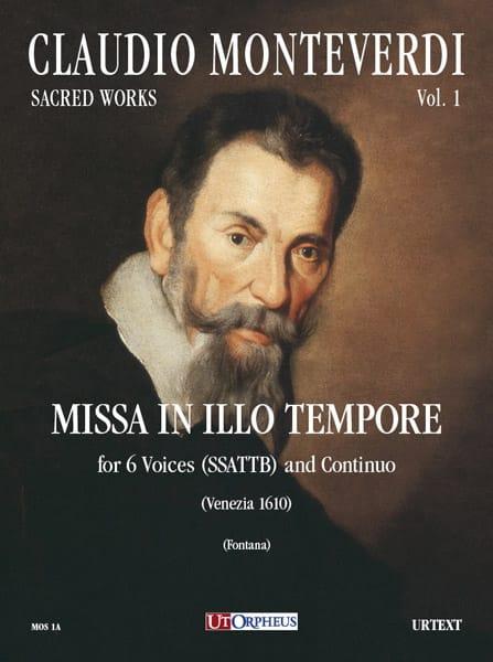 Missa In Illo Tempore - Claudio Monteverdi - laflutedepan.com