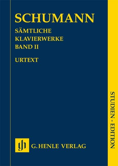 Oeuvre Pour Piano Volume 2 - Edition de Poche - laflutedepan.com
