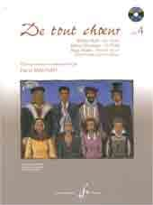 Hervé Magnan - From any choir Volume 4 - Partition - di-arezzo.co.uk