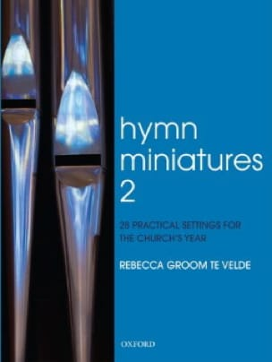 Hymn Miniatures 2 - Partition - Orgue - laflutedepan.com