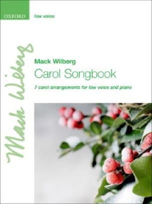 Carol Songbook. Vx Grave - Partition - Mélodies - laflutedepan.com