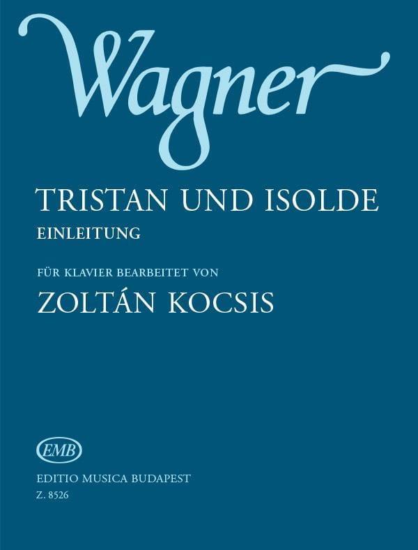 Prélude de Tristan et Isolde - laflutedepan.com