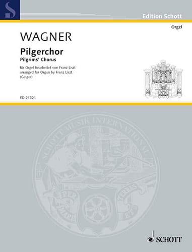 Richard Wagner - Transcriptions D'opéras Volume 2 ...