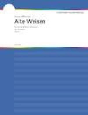 Alte Weisen Op. 33 - Volume 2 - Hans Pfitzner - laflutedepan.com