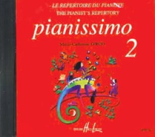Béatrice Quoniam - CD - Pianissimo 2 - Partition - di-arezzo.it