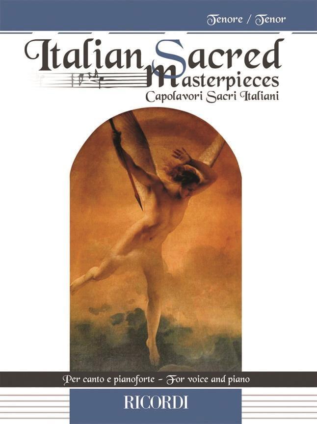 - Italian Sacred Masterpieces. Tenor - Partition - di-arezzo.co.uk