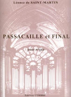 Passacaille et Final Op. 28 - laflutedepan.com