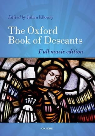The Oxford Book of Descants - Partition - Chœur - laflutedepan.com