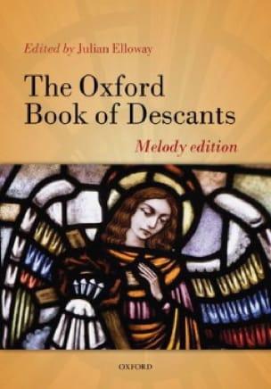 The Oxford Book of Descants - Partition - Chœur - laflutedepan.com