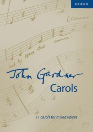Carols - John Gardner - Partition - Chœur - laflutedepan.com