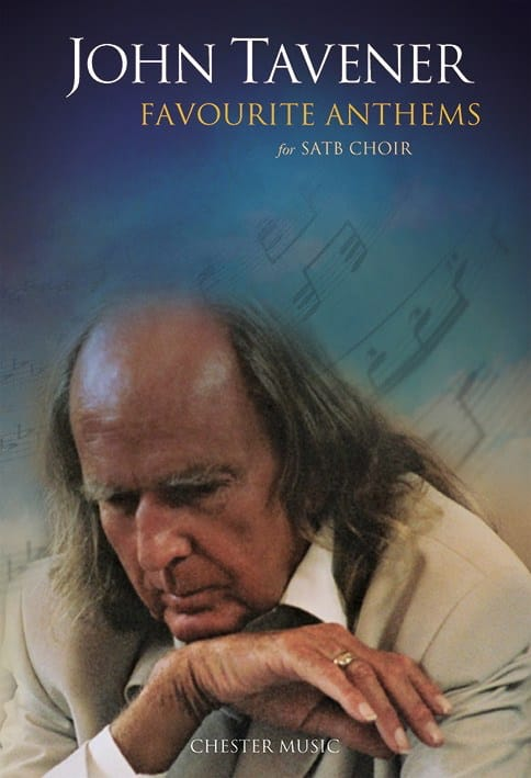John Tavener - Himnos favoritos - Partition - di-arezzo.es