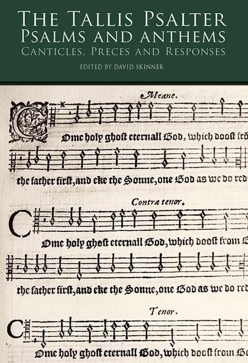 The Tallis Psalter & Anthems - Thomas Tallis - laflutedepan.com