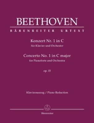 Concerto Pour Piano n° 1 op. 15 En Do Majeur - laflutedepan.com