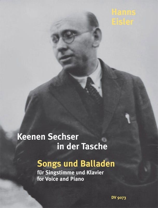 Keenen Sechser in der Tasche - Hanns Eisler - laflutedepan.com