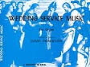 Wedding service music for organ - Partition - laflutedepan.com