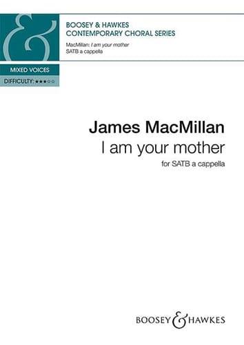 I am your mother - James MacMillan - Partition - laflutedepan.com