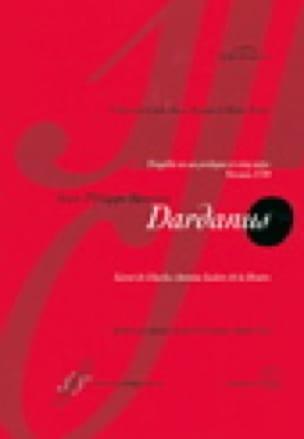 Jean-Philippe Rameau - Dardanus - Partition - di-arezzo.co.uk