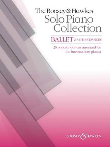 Ballets et autres dances - Partition - Piano - laflutedepan.com