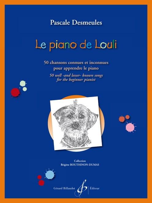 Pascale Desmeules - The piano of Louli - Partition - di-arezzo.com
