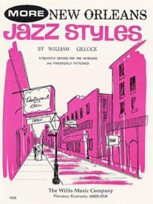 More New Orleans Jazz Styles - William Gillock - laflutedepan.com