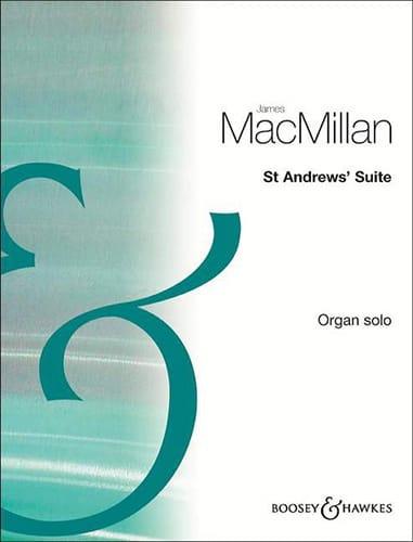 St Andrew's Suite - James MacMillan - Partition - laflutedepan.com