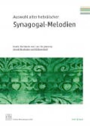 Synagogal-Melodien volume 3 - Partition - Piano - laflutedepan.com