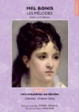 Mélodies. Volume 2 - Mel Bonis - Partition - laflutedepan.com