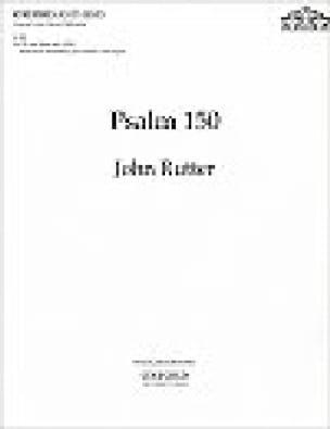 Psalm 150 - RUTTER - Partition - Chœur - laflutedepan.com
