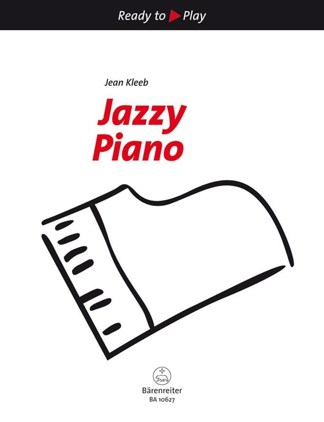Jean Kleeb - Jazzy piano - Partition - di-arezzo.co.uk