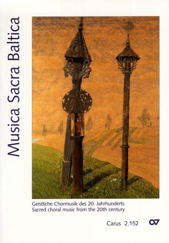 Musica Sacra Baltica - Partition - Chœur - laflutedepan.com