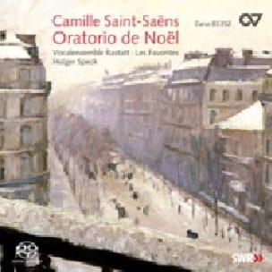Oratorio de Noël Version choeur et orgue CD - laflutedepan.com