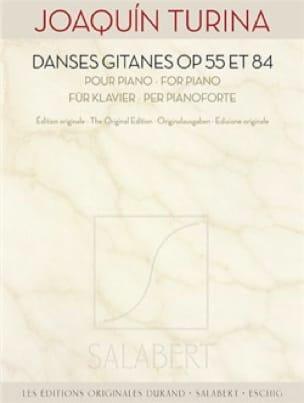 Danses gitanes Opus 55 et Opus 84 - TURINA - laflutedepan.com