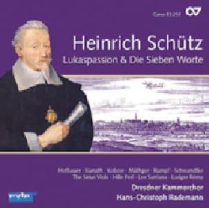 Lukaspassion & die Sieben Worte - SCHUTZ - laflutedepan.com