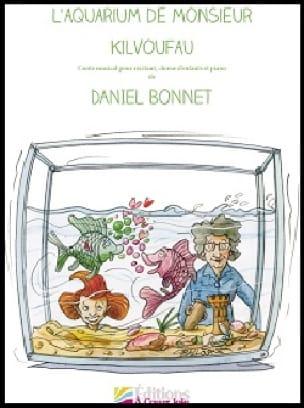 L'aquarium de Monsieur Kilvoufau + CD - laflutedepan.com