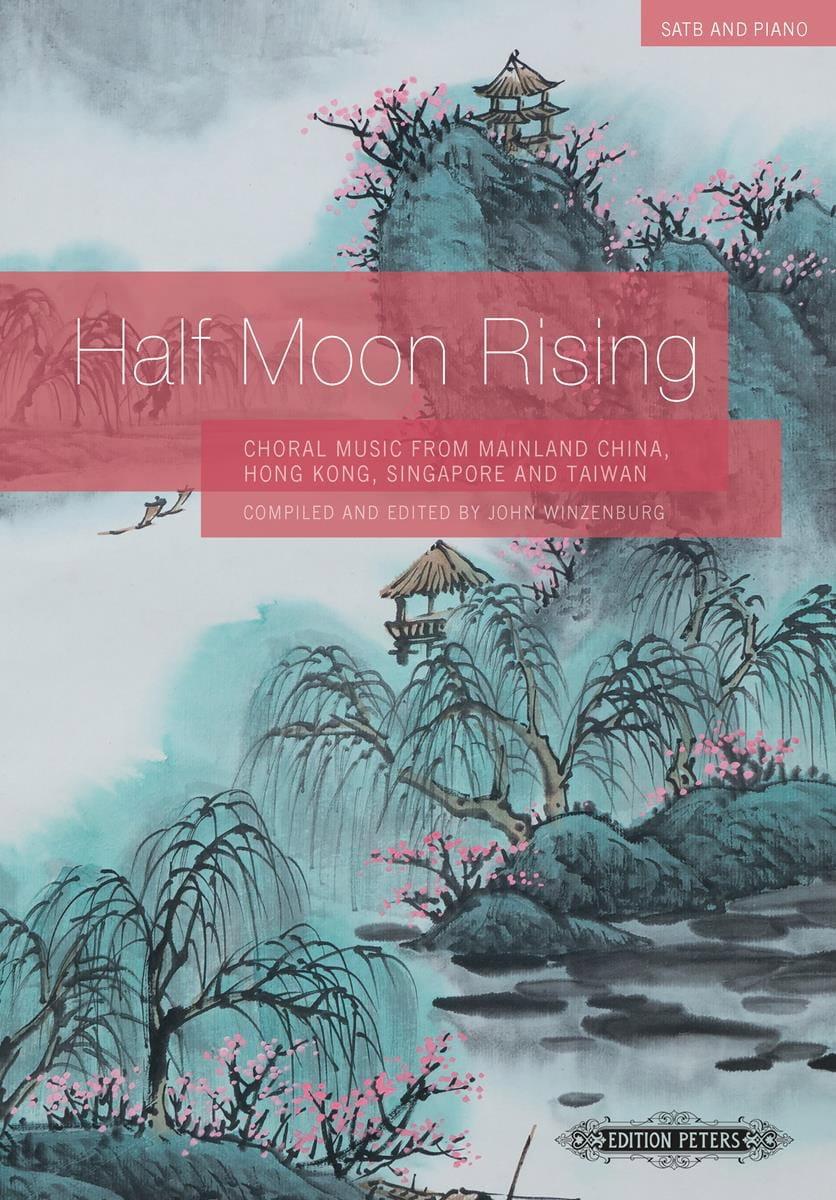 Half moon rising - Partition - Chœur - laflutedepan.com