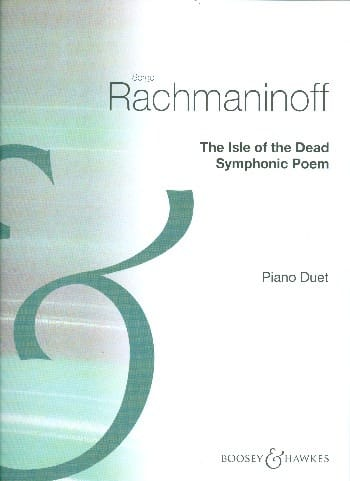RACHMANINOV - The Isle of the Dead op. 29. 4 hands - Partition - di-arezzo.co.uk