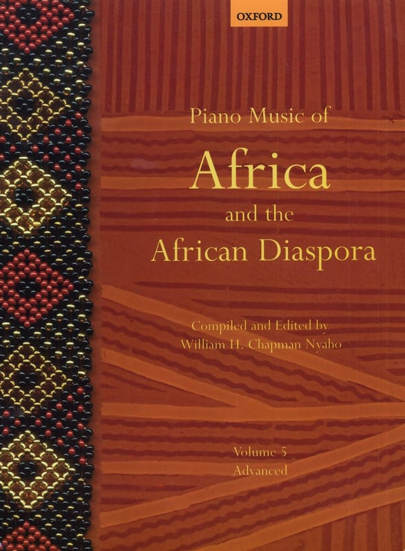 Piano Music Of Africa And The African Diaspora Volume 5 - laflutedepan.com