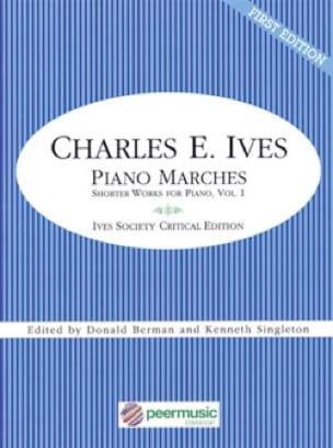 Piano marches - IVES - Partition - Piano - laflutedepan.com