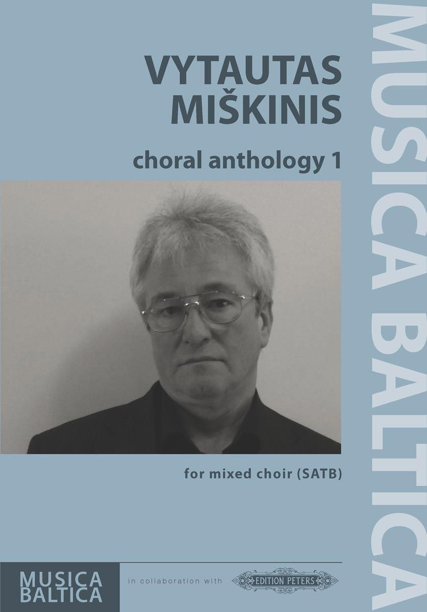 Choral Anthology. Volume 1 - Vytautas Miskinis - laflutedepan.com