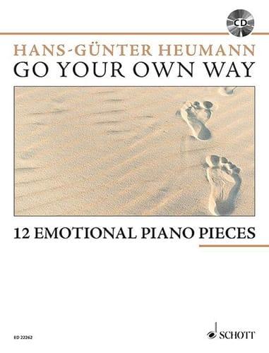 Go you own way. - Hans-Günter Heumann - Partition - laflutedepan.com