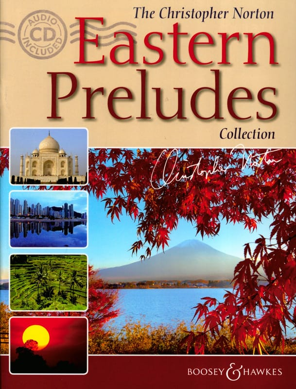 Eastern Preludes Collection - Christopher Norton - laflutedepan.com