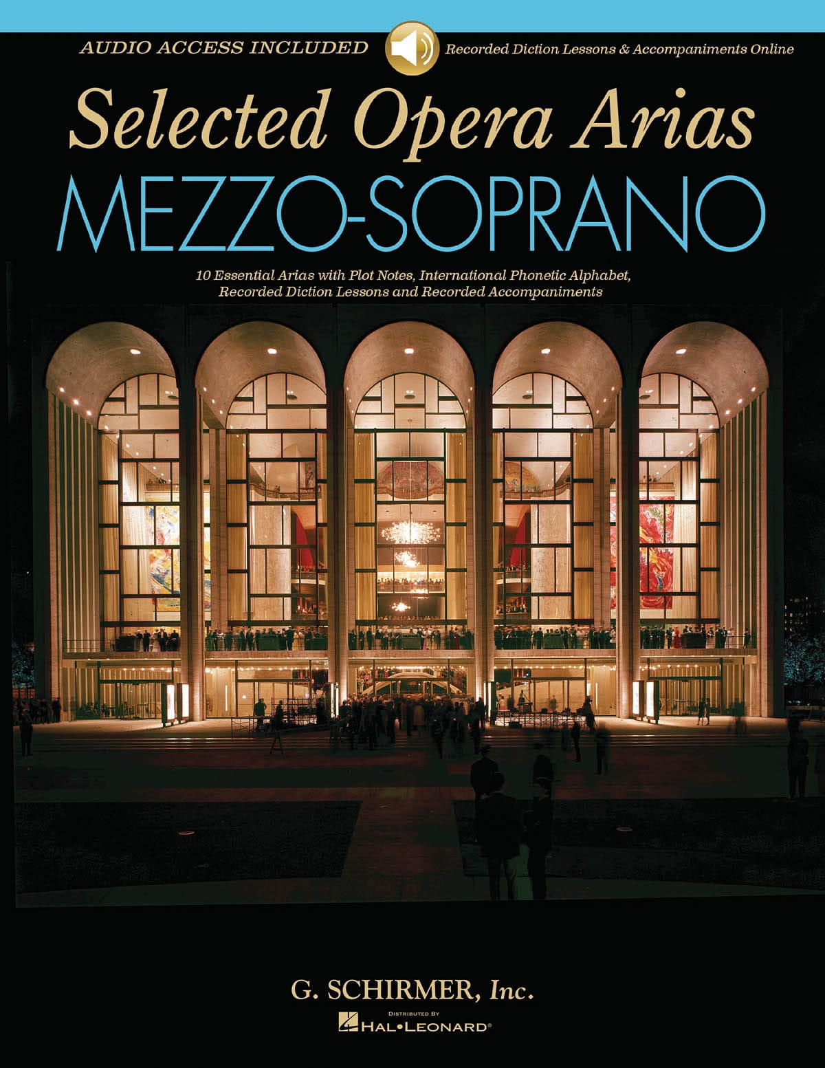 Selected Opera Arias. Mezzo-Soprano - Partition - laflutedepan.com