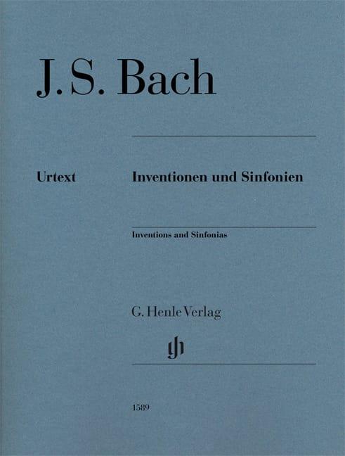 Inventionen und Sinfonien - BACH - Partition - laflutedepan.com