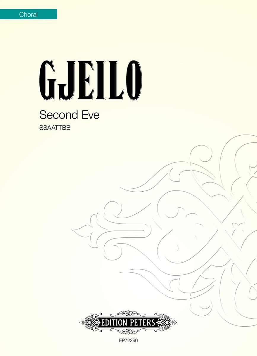 Second Eve - Ola Gjeilo - Partition - Chœur - laflutedepan.com