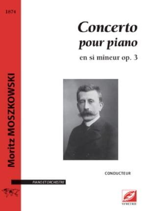 Concerto pour piano op. 3. Partie soliste - laflutedepan.com