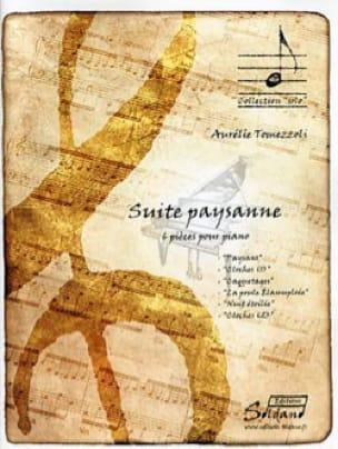 Suite paysanne - Aurélie TOMEZZOLI - Partition - laflutedepan.com