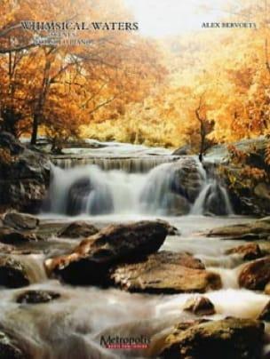 Whimsical Water - Alex BERVOERTS - Partition - laflutedepan.com