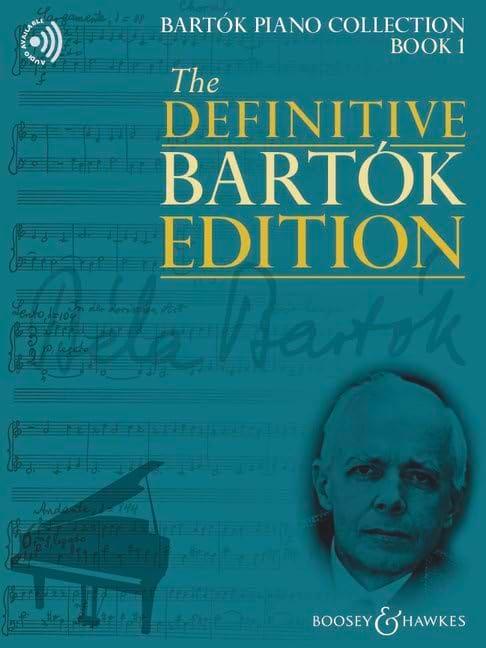 Bartok piano collection Volume 1 - BARTOK - laflutedepan.com