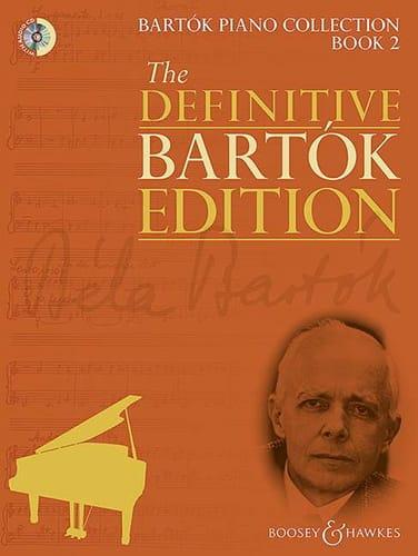 Bartok piano collection Volume 2 - BARTOK - laflutedepan.com